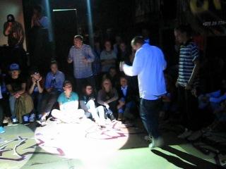 TaneR & TickLink vs Mak Mazy & Shaman | Hip-Hop 2x2 beg | UDS Minsk 2011
